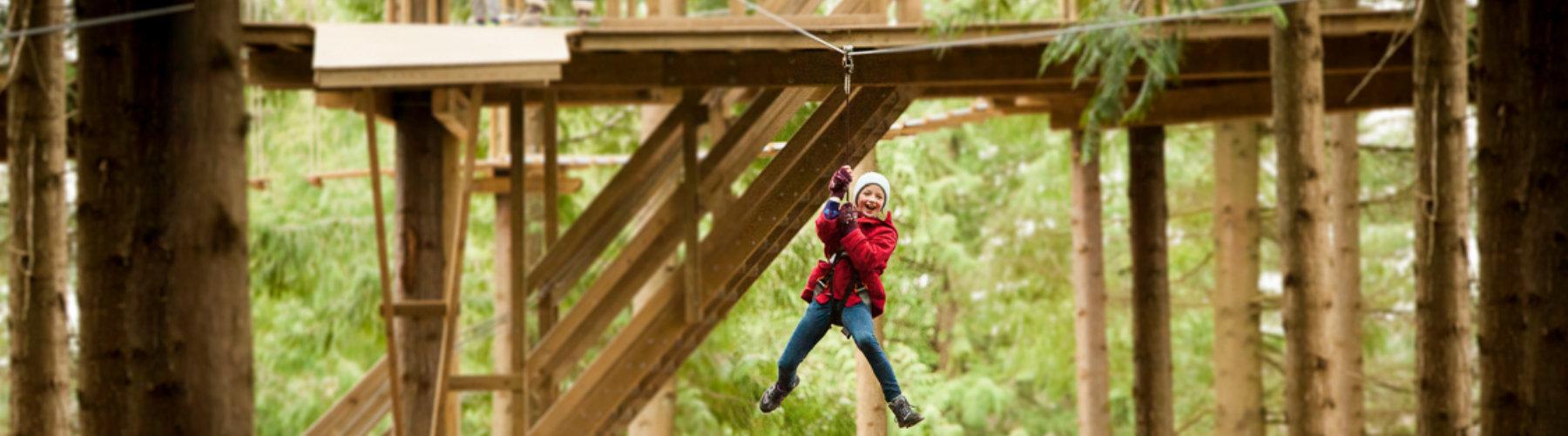 Go Ape - Adventures in Wye Valley
