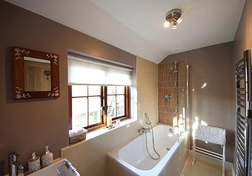 Spring CottageWye Valley - Bathroom
