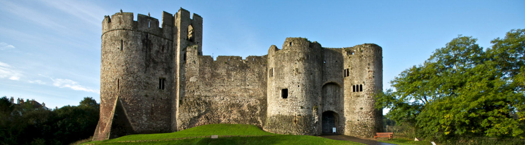 Chepstow Castle Places to Visit Wye Valley Holidays