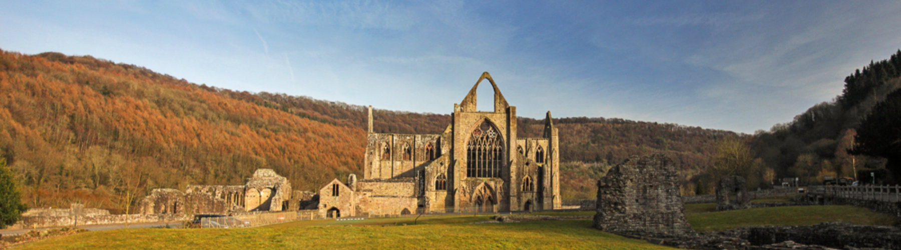 Tintern Abbey Wye Valley Holidays